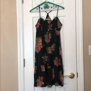 American Eagle floral printed dress